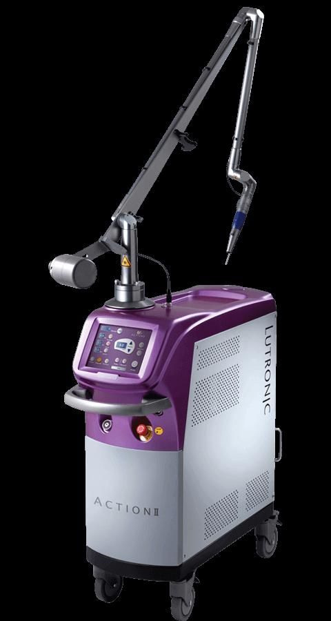Aparatura Laser Er:YAG - Laser Profesional pentru Clinici de Ginecologie si Dermatologie