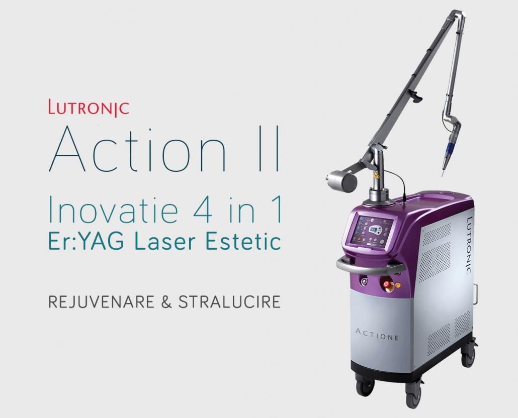 Aparatul Er:YAG de la Lutornic - Laser Estetic pentru Clinici de specialitate