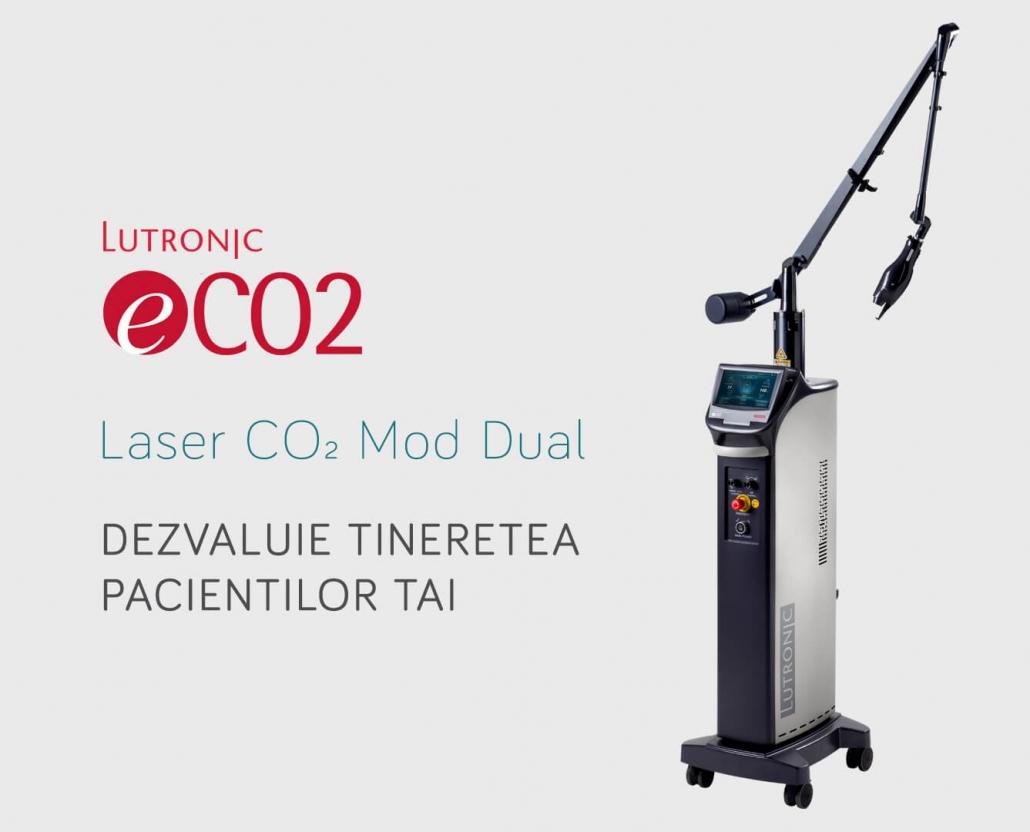 Aparatura Laser Profesional CO2 pentru Clinici Estetice si Medici Dermatologi