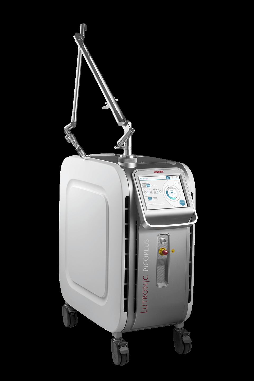 Aparatura laser profesionala Nd:YAG pentru clinici estetice