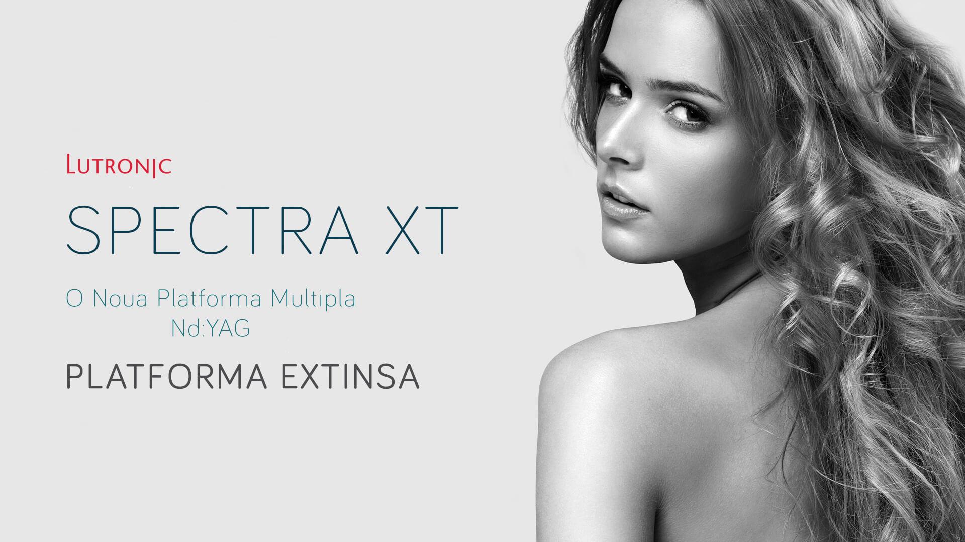 Spectra XT - Aparat Laser pentru clinici estetice