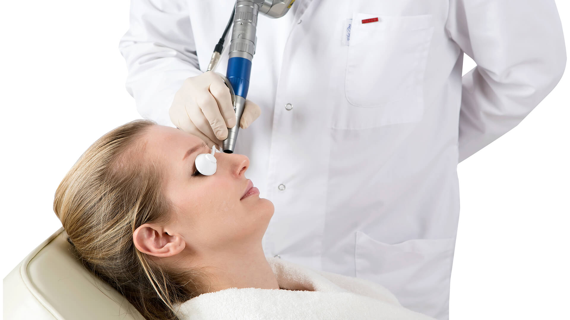 Aparat laser Er:YAG pentru clinici estetice si medici dermatologi si ginecologi