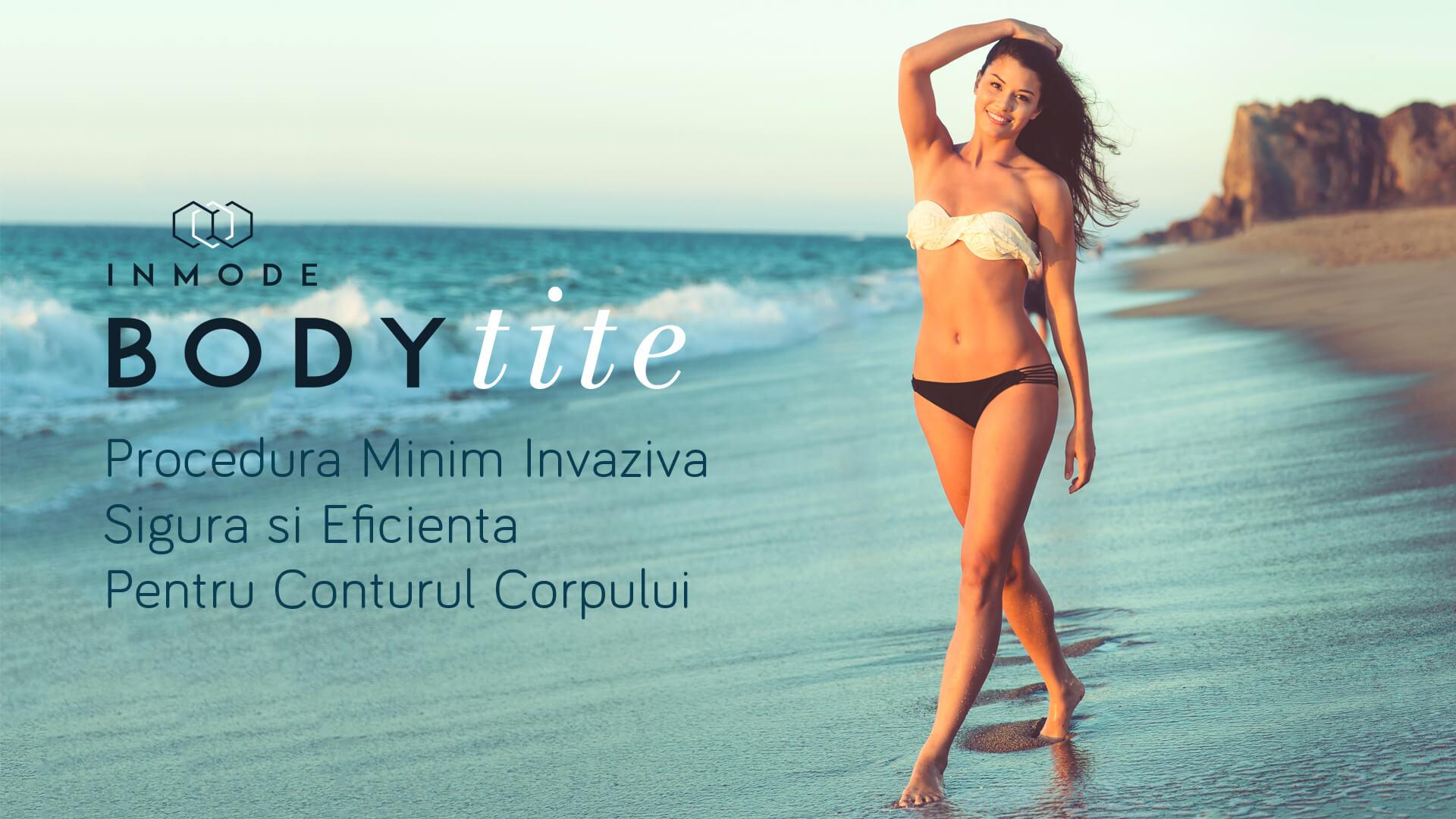 InMode Body Tite este un aparat pentru clinici estetice si medici plasticieni