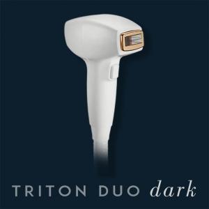 Aplicator Triton DuoDark pentru epilare definitiva pentru fototipurile IV-VI