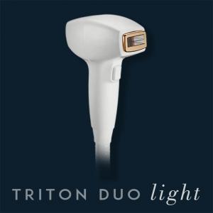 Aplicator Inmode Triton DuoDark pentru epilare definitiva pe fototipurile I-III