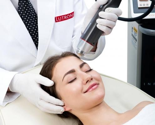 Tratament Facial cu Lutronic Infini