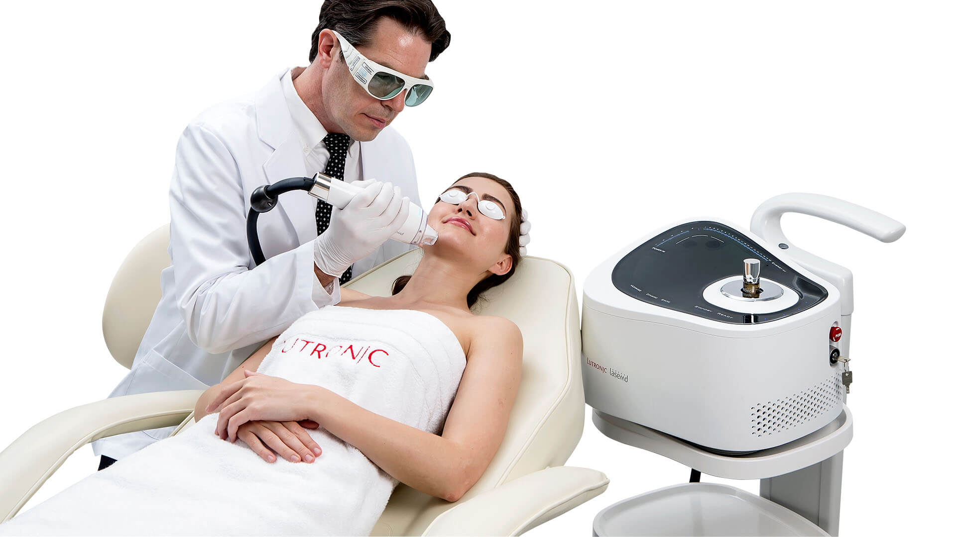 Aparatura de estetica faciala pentru clinici