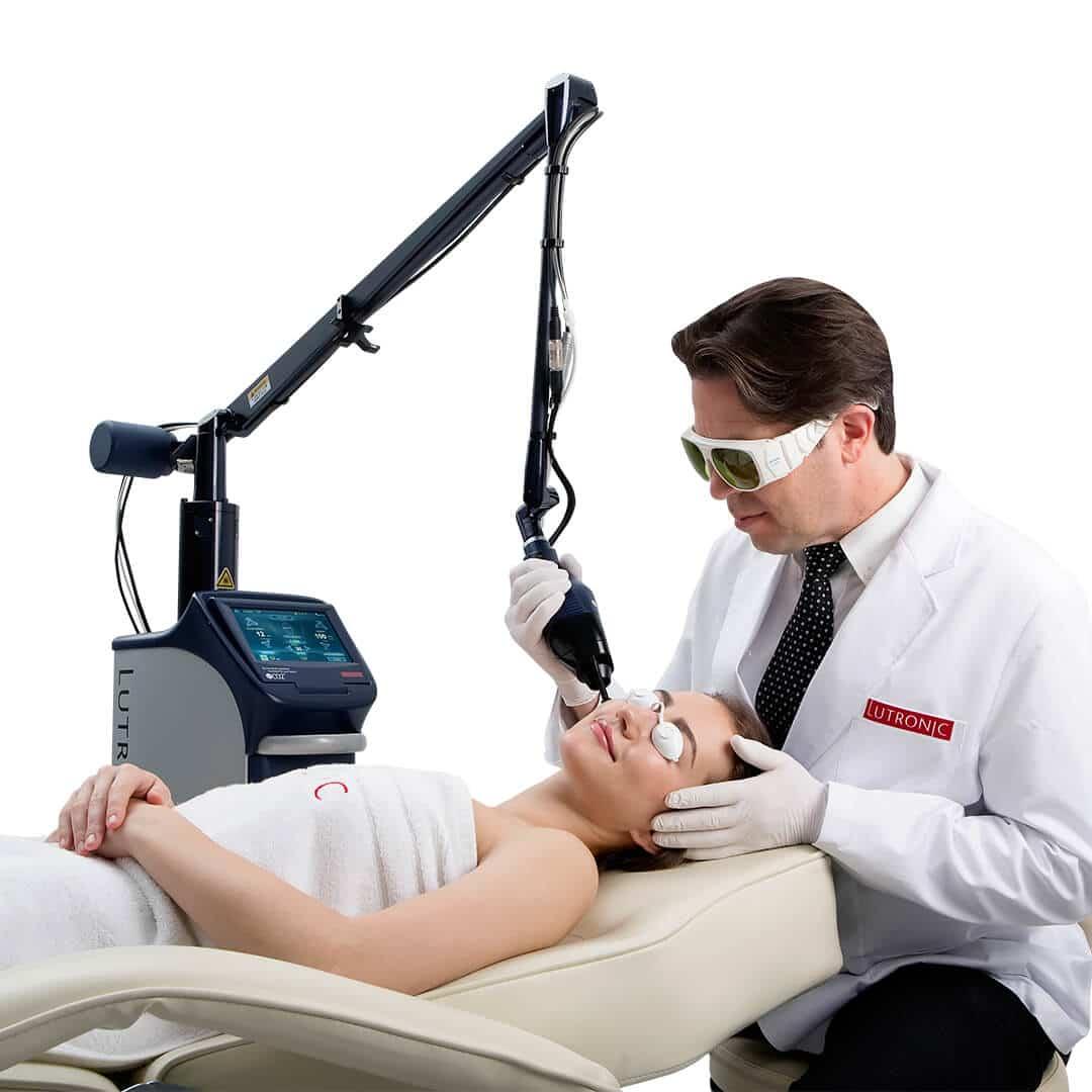 ECO2 - Aparat cu Laser CO2 pentru tratarea leziunilor vasculare