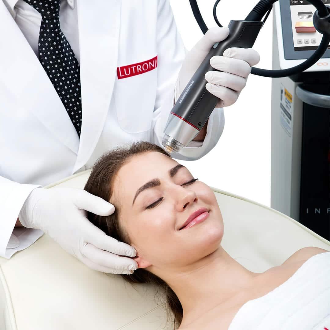 Tratament Rejuvenare Faciala cu Lutronic Infini