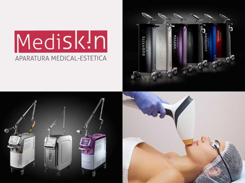 aparatura de estetica medicala mediskin
