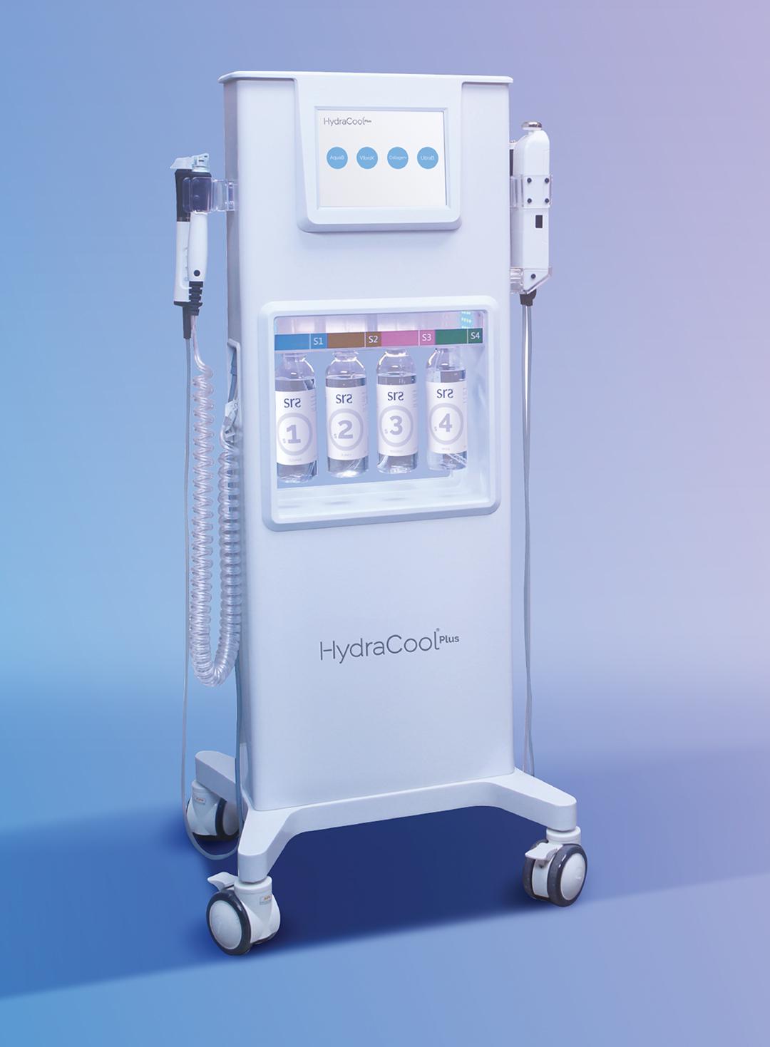 Aparat Hydracool pentru Rejuvenare si Curatare Faciala