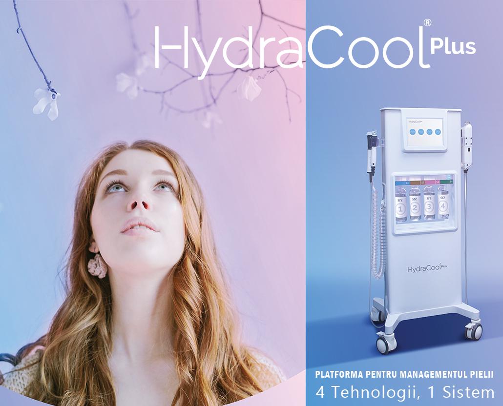 Aparat pentru tratamente Faciale - Hydracool Plus